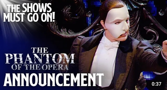 The Phantom of The Opera: Sosok Di Balik Danau