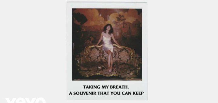 Souvenir Song Lyrics by Selena Gomez
