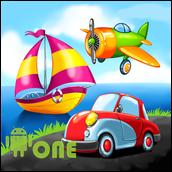 Children's transport cars