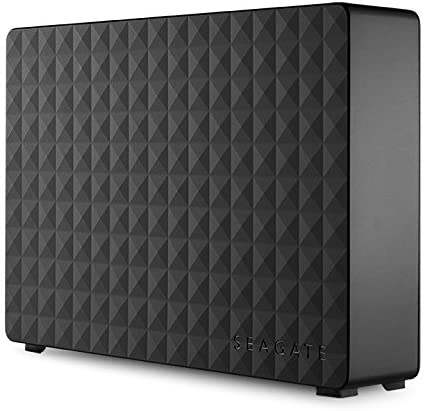Review Seagate Expansion Desktop 6TB External Hard Drive
