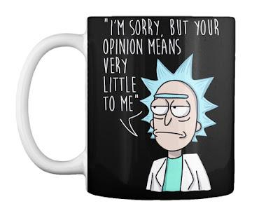 Rick's Opinion Coffee Mug