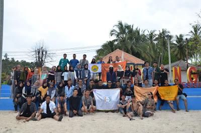 Indonesia Berdialog Ditutup Dengan Field Trip ke Pulau Pisang Pesisir Barat