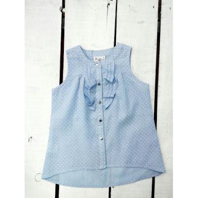 Blusas niña bimbalina nuevo catalogo de ropa infantil primavera verano 2016 de bimbalina