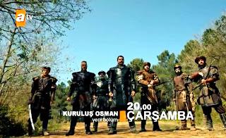 الحلقة 20 من مسلسل قيامة عثمان : خطة دوندار و عليشار و إنتقام عثمان