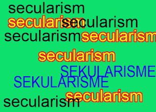 Sekularisme dan agama