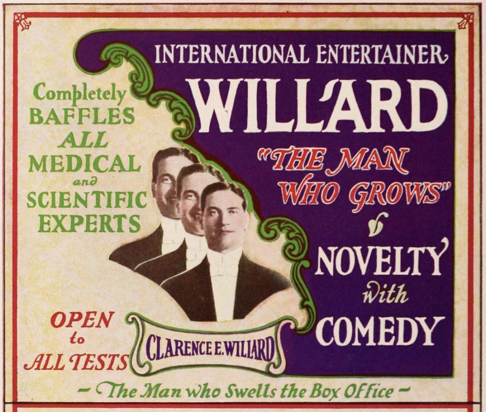 Clarence E. Willard