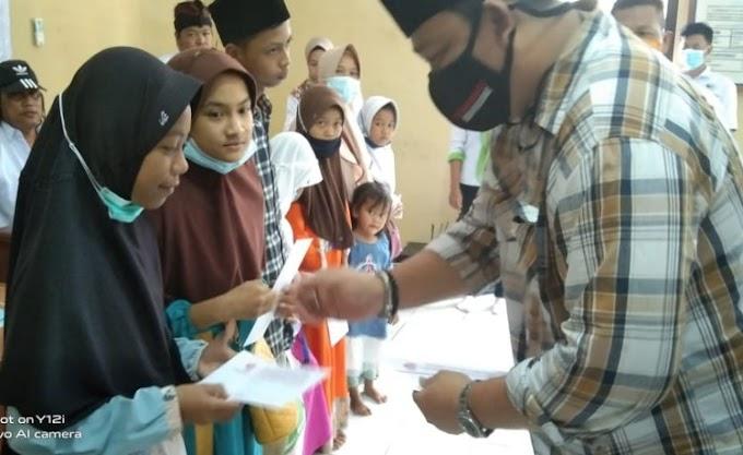 H. TB Masduki Bersama FMST Jadi Peng-Giat Baksos dengan Santuni Anak Yatim
