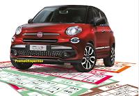 Logo SuperTombola Simply 2017: vinci 200 buoni spesa ( premi certi) e Fiat 500