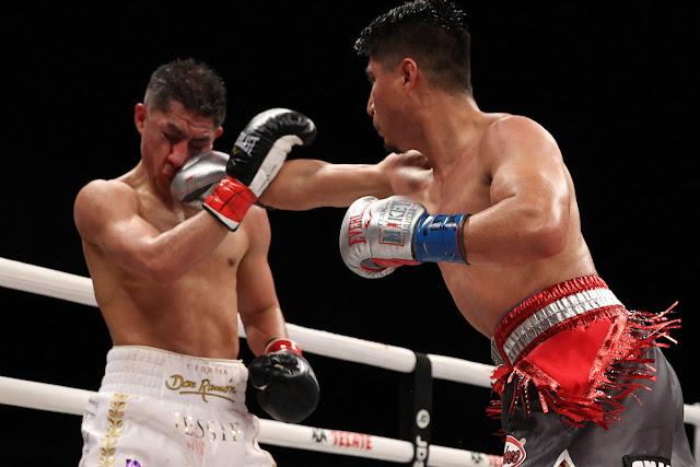 Mikey Garcia defeats Jessie Vargas