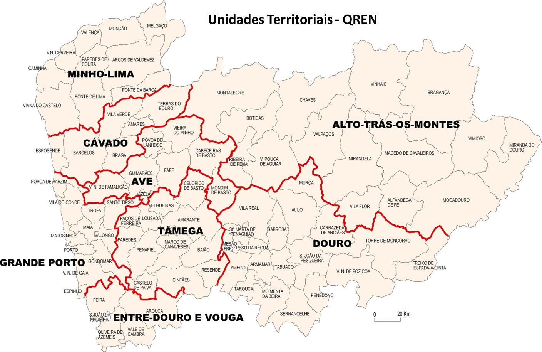 Norte De Portugal Mapa.Mapa Norte De Portugal Thujamassages