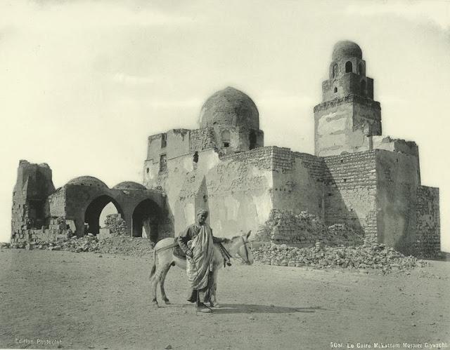 Így nézett ki Egyiptom az 1870-es években