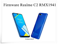 Firmware Realme C2 (RMX1941) Official Flash File Google Drive