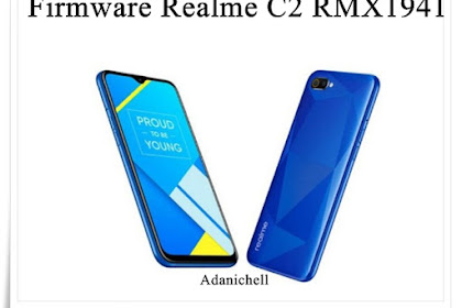 Firmware Realme C2 (RMX1941) Official Flash File Google Drive