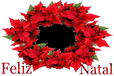 Moldura Nova Natal 2016 - 1 foto  png