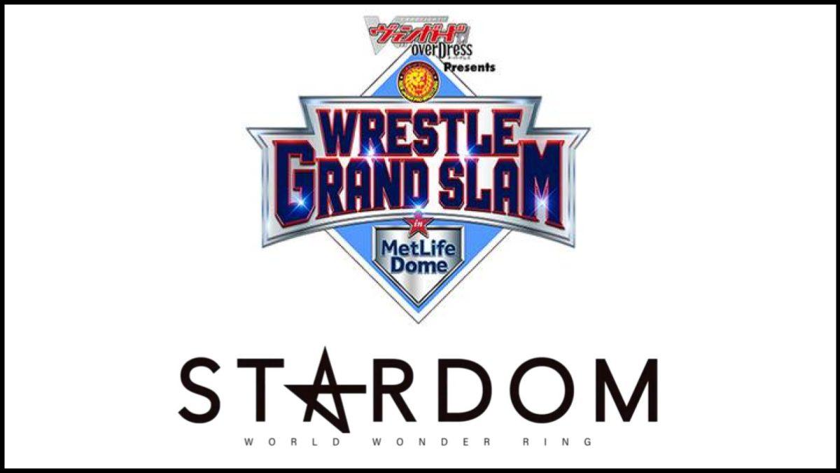 Lutas da STARDOM no NJPW Wrestle Grand Slam serão transmitidas oficialmente