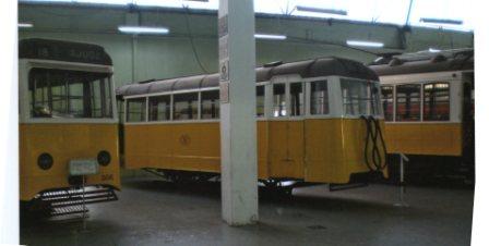 Lisbon Tram museum