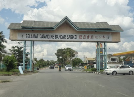 Sarikei Sarawak, welcome to sarikei