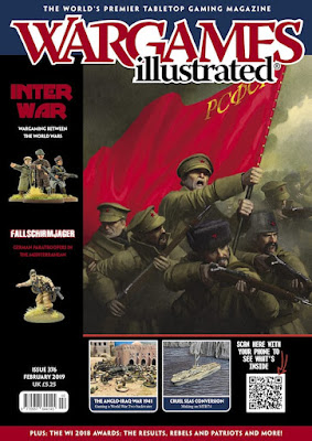 Wargames Illustrated 376, February 2019