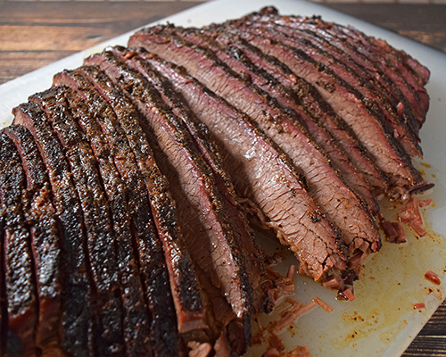 Certified Angus Beef Brand smoked beef brisket