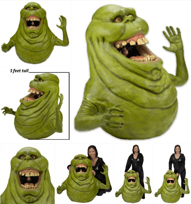 how to draw ghostbusters slimer