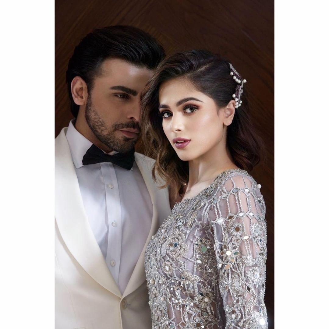 Farhan Saeed and aima Baig
