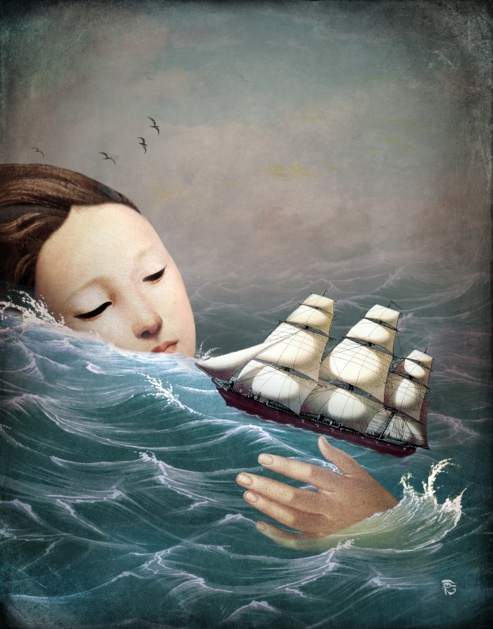 11-Voyage-Christian-Schloe-Digital-Art-combining-Dreams-with-Surreal-Paintings-www-designstack-co