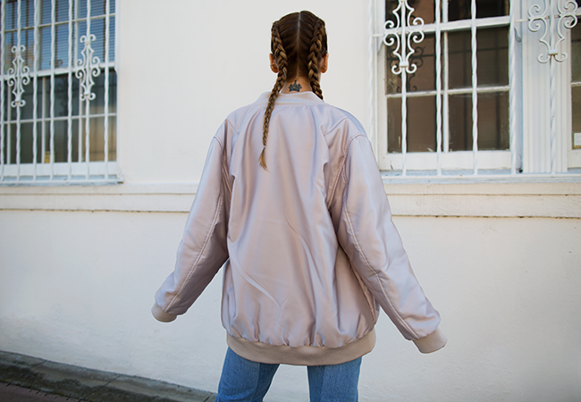 Outfit Inspiration: The Bomber Jacket