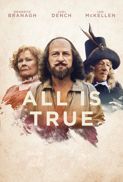 All Is True [2018] [DVDR] [NTSC] [Subtitulado]
