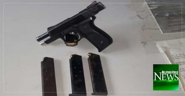 Polícia prende abastecedor de drogas do Roseiral em Belford Roxo