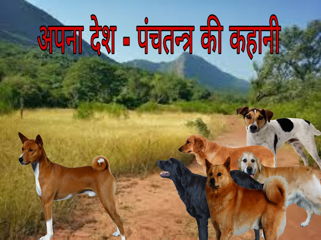 Apna Desh - Panchtantra ki Kahani , apna desh kahani