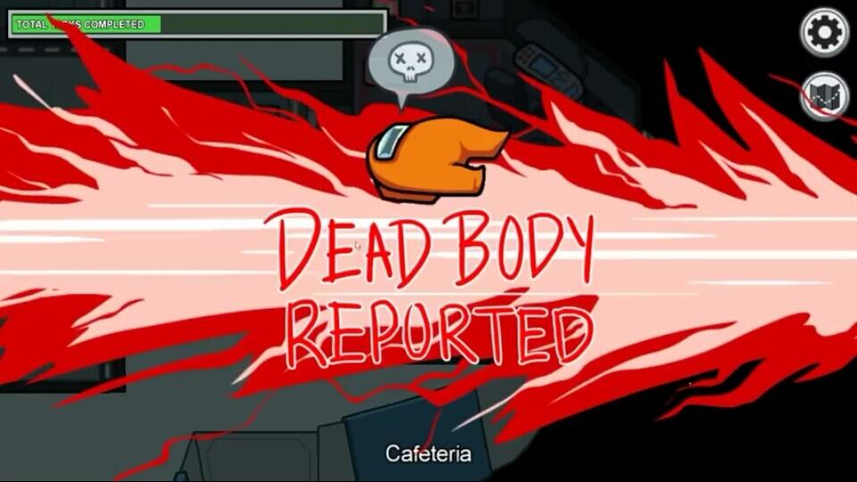 dead body among us