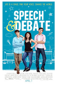 Speech & Debate Poster