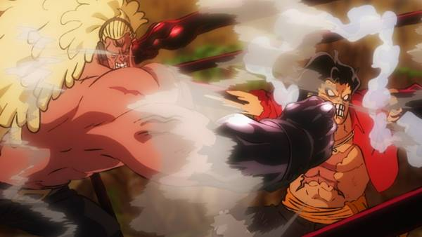 Review Film One Piece Stampede (2019) Indonesia