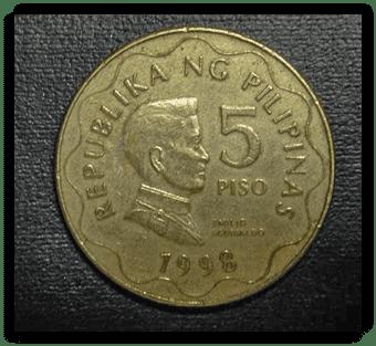 Five Peso Challenge!