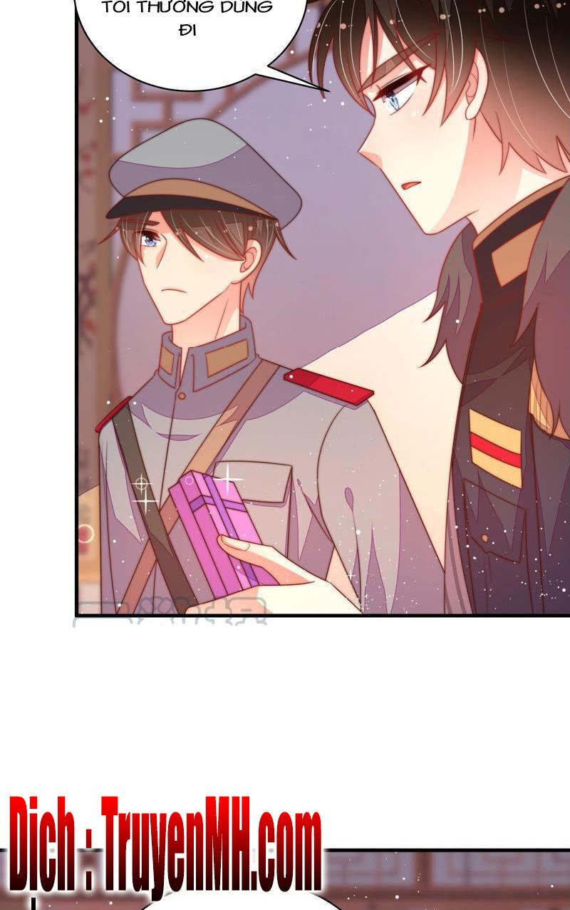 Ngày Nào Thiếu Soái Cũng Ghen Chap 322