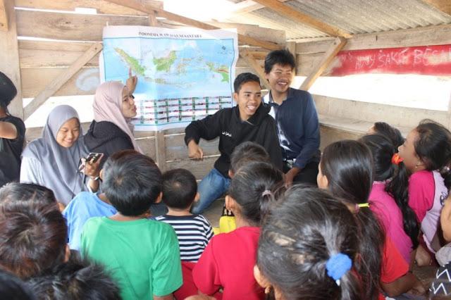 Mahasiswa Mengajar