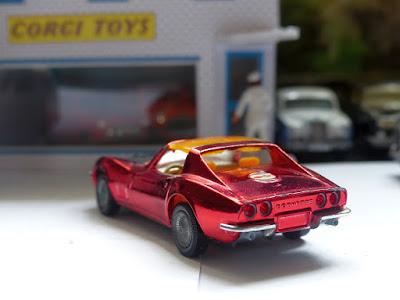 300 Chevrolet Corvette Stingray