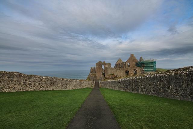 Dunlece Castle Pyke