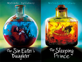 Sin eater's daughter - Sleeping Prince - Melisa Salisbury