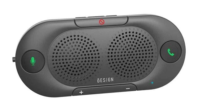 Besign BK06 Bluetooth 5.0 in Car Speakerphone