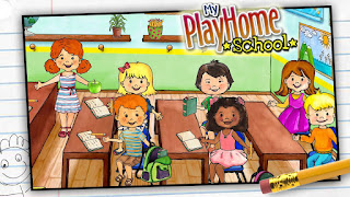 Free Download Game My PlayHome School Full APK Terbaru 2018