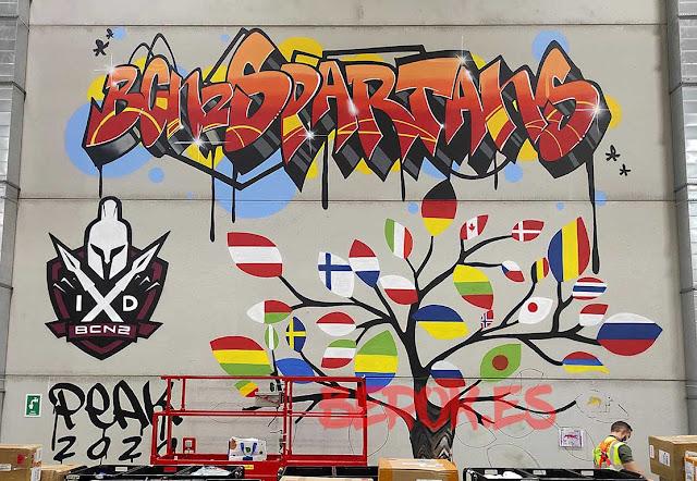 graffiti profesional Amazon