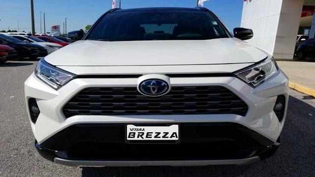 Toyota Brezza 2020