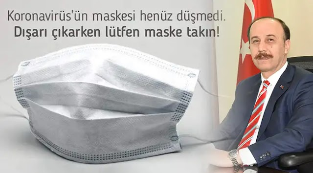 Urfa'da maske takmamanın ceza açıklandı