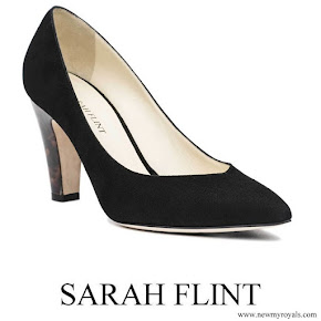 Meghan Markle wore Sarah Flint Jay 85 Pumps