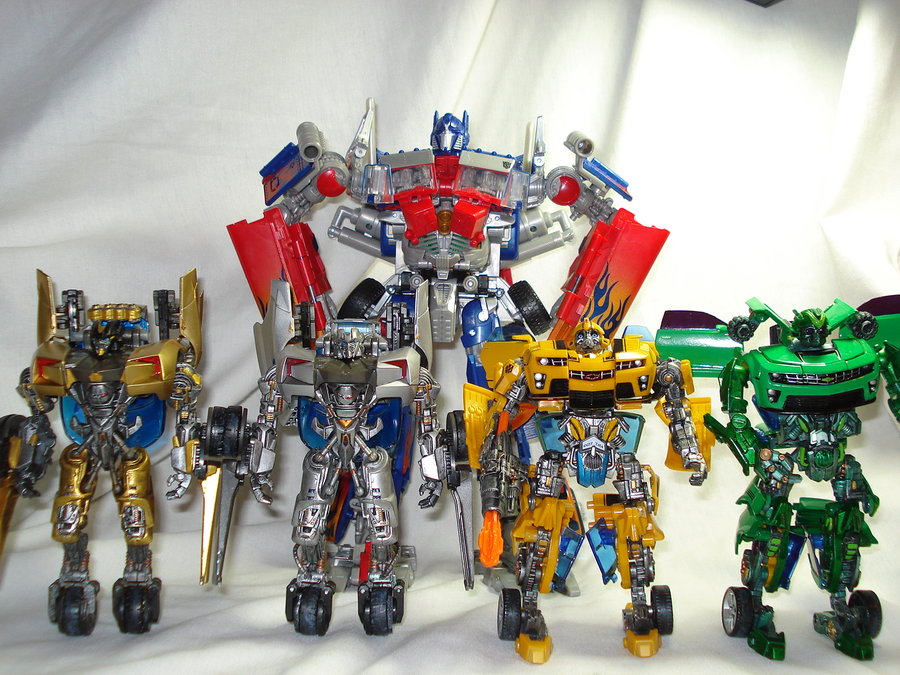 All Transformers Toys 114