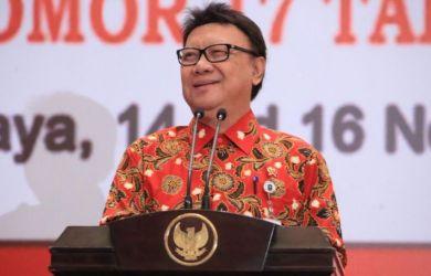 Tjahjo Kumolo Akan Pecat PNS Pendukung Khilafah, Gandeng BNPT Perangi Radiklasme
