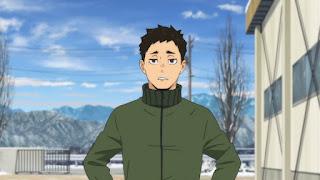 Hellominju.com : ハイキュー !! アニメ 4期 9話 烏野高校 キャプテン 澤村大地 CV.日野聡 Daichi Sawamura Haikyuu!! Karasuno High   Hello Anime !