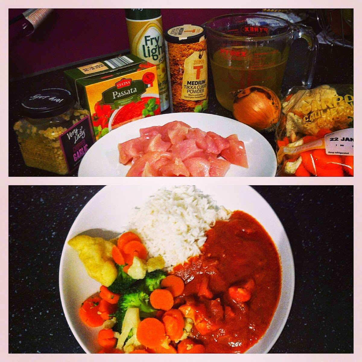 The Slimming World Diaries Easy Chicken Curry Sp