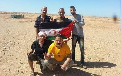 Marruecos secuestra cuatro defensores de DDHH Saharauis en la ciudad ocupada El Aaiun
